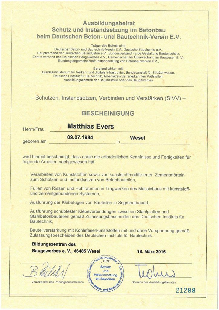 Evers - SIVV-Nachweis 181024_1